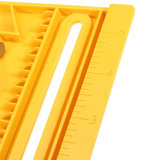 Wnew Woodworking 2 in 1 Cabinet Hardware Jig and Shelf Pin Drilling Jig with 5mm 6mm Drill Bits Set_