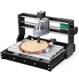 3018 Pro 3 Axis Mini DIY CNC Router Verstelbare snelheid spilmotor Hout Graveermachine Freesmachine_