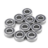10st 5x11x4mm Kogellagers Rubber Shield Bearings Voor Traxxas Slash_