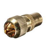 Mannelijke TV-antenne connector - RF Coax-kabel plug Freeview Coaxial_