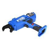 12.8V Automatische wapening Koppelverkoopmachine Wapening Tier Tool Strapping 8mm-34mm Wrench_