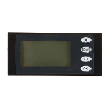 Digitale LED Power Meter Monitor Voltage KWh Time Watt Energy Ammeter