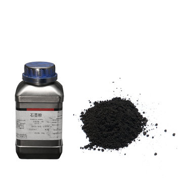350g Black Graphite Powder 5 Micron Ultra Fine 99,9% Pure Military Grade