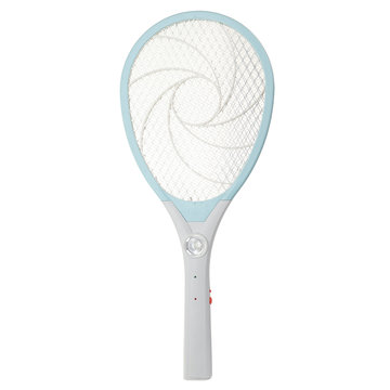 Elektrische Bug Zapper Racket Mosquito Vliegenmepper Killer Insect Oplaadbaar Met LED-lamp