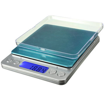 500g 0,01g LCD Elektronische Digitale Mini Pocket Scale Sieraden Diamond Coin Gram Balance