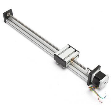 400mm strook Actuator CNC Lineaire Motion Lead Screw Slide Stadium met 42 Stepper Motor