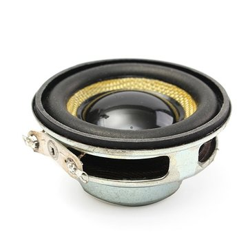 40mm 4 Ohm 5W Full Range Audio Speaker Bass Luidspreker
