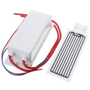 220V 10g Ozonater Ozone Generator with Ceramic Plate For Water Plant Air Cleaner