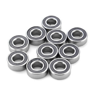 10st 5x11x4mm Kogellagers Rubber Shield Bearings Voor Traxxas Slash