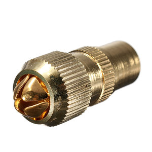Mannelijke TV-antenne connector - RF Coax-kabel plug Freeview Coaxial